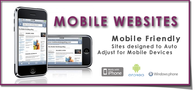 Mobile-Friendly Designs